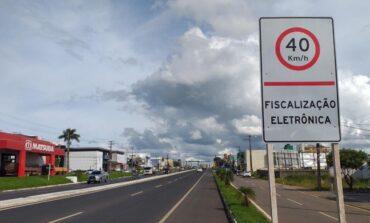 Radares começam a funcionar a partir desta sexta-feira em Ji-Paraná