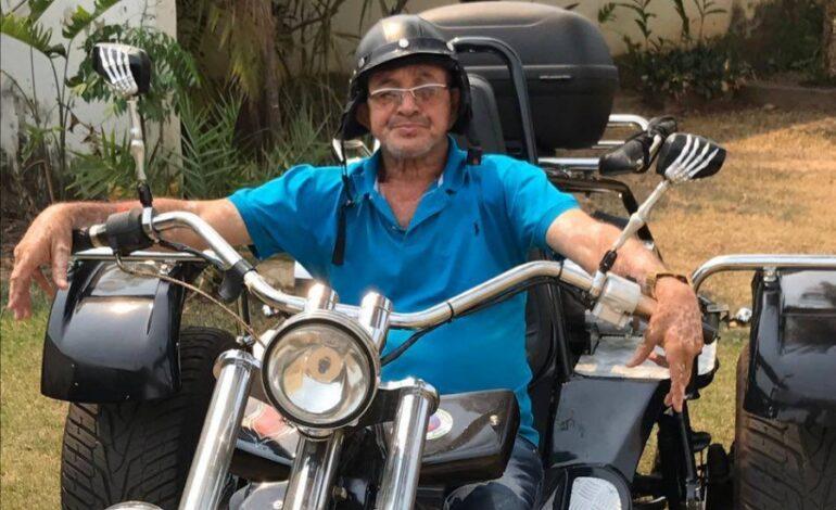 TRISTEZA: morre o pioneiro de Ji-Paraná Jurandy da Pax