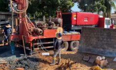 Governo de Rondônia amplia abastecimento de água em Nova Londrina, em Ji-Paraná, com perfuração de poços tubulares