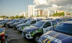 CARROS NOVOS: Veículos entregues pelo Governo de Rondônia fortalecem ações desenvolvidas pelo DER